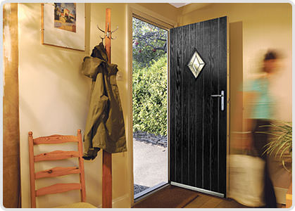 secure composite door