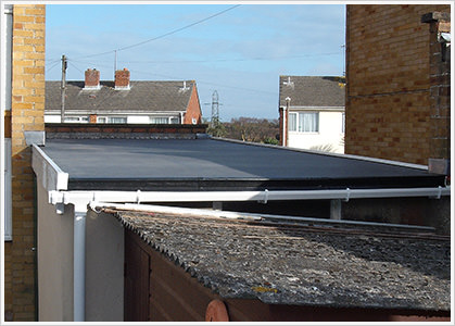 Durable Flat Roofing