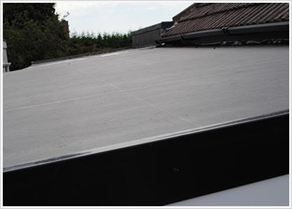 Low Maintenance Flat Roofing