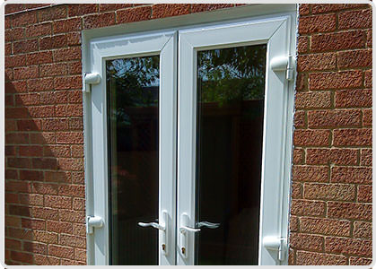 Upvc French Doors Southampton Advanced Exterior Plastics