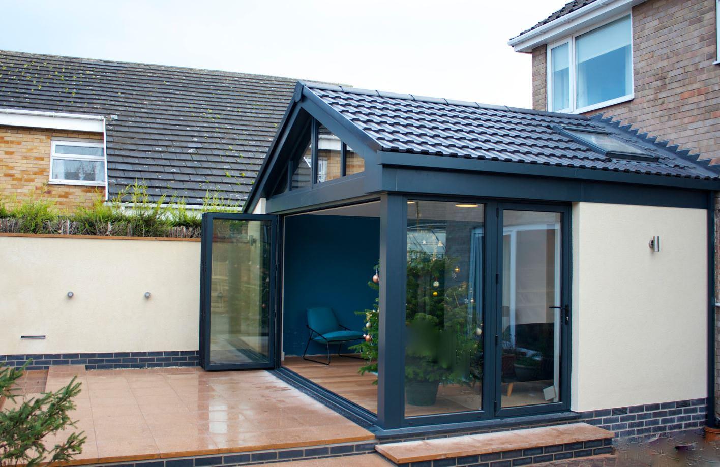 guardian conservatory tiled roofs advanced exterior plastics